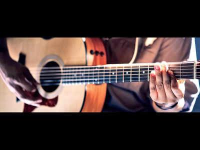 PLAN AHEAD: Play the guitar
