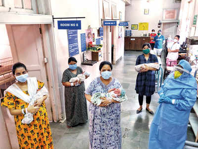 Pregnant women bear brunt of stressed healthcare system