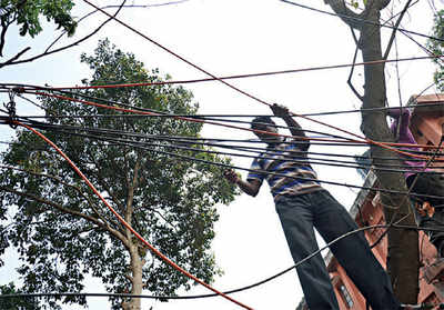 BBMP cable-hunt can cause digital blackout
