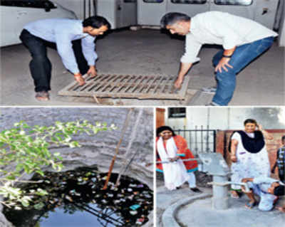 Pune: Four areas completely devoid of groundwater, permits for borewells curbed