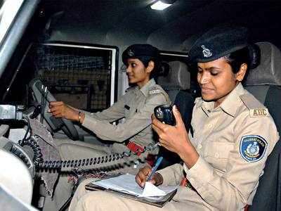 Relief for women, fright for goons