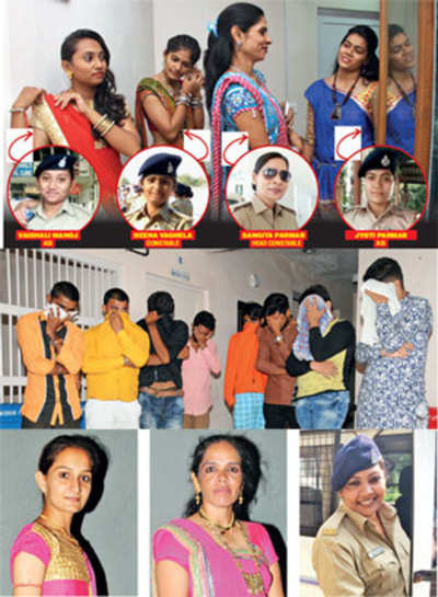 Navratri 2017: Meet the cops who arrested 42 'romeos' in 4 days to make Ahmedabad safe for you