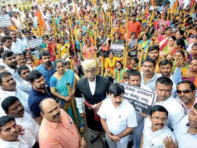 Karnataka: Tipu Jayanti: HC issues notice to Hegde, CT Ravi