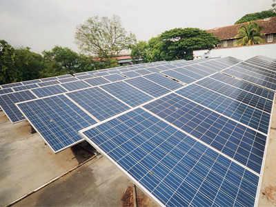 St Vincent's School gets solar-powered campus