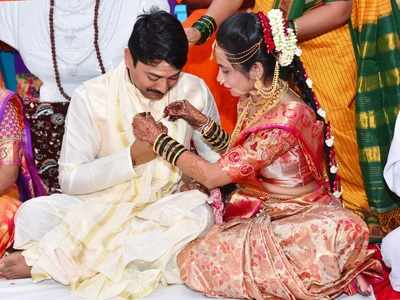 Gender bender: Equality reigns as brides tie mangalsutras to their grooms in inter-caste weddings