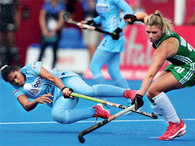 Hockey women's World Cup: Revenge on India's mind in quarters vs Ireland