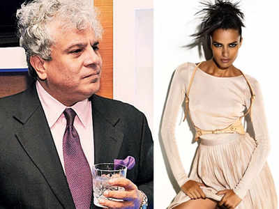 Are Suhel Seth and model Lakshmi Menon engaged?