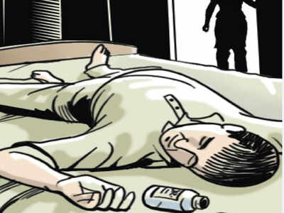 Man, woman found dead on pavement in Girgaon