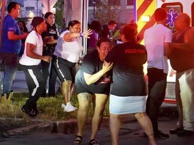 Nine people injured in firing at large gathering in New York's Syracuse