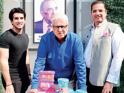 The scoop on Mumbai's ice-cream family