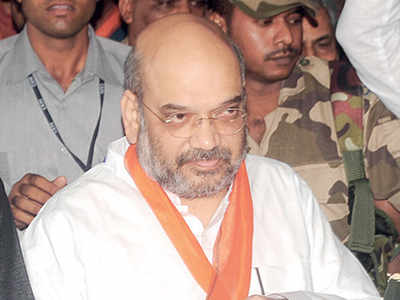 Home Minister Amit Shah in city today