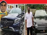 Gujarat builder pays 33% of his Mercedes's price for fancy number