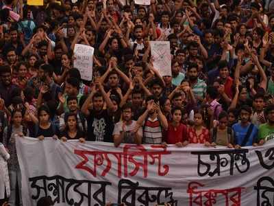 Jadavpur University row: Second-year student returning home becomes victim of ABVP's attack