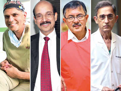 Doctors without borders: Four super-star doctors to treat patients at BMC's peripheral hospitals, reduce stress on KEM, Nair, Sion and Cooper