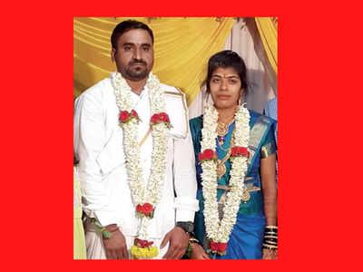 Wedding guest turns groom