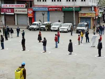 Jammu and Kashmir: Administration declares over 45 areas as red zones, 160 buffer zones as valley sees surge in COVID-19 cases