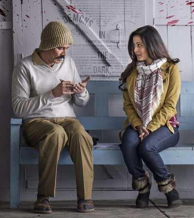 Vodka Diaries movie review: Kay Kay Menon, Raima Sen fail to lift the spirit of the film