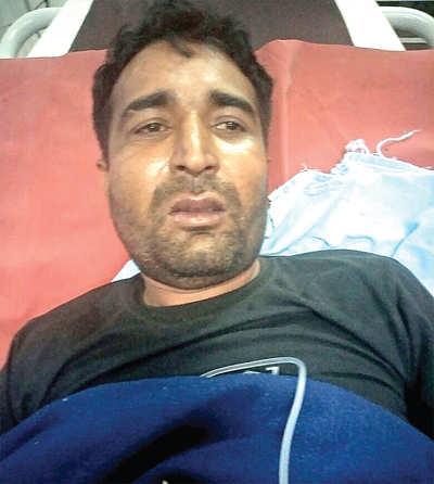 Member of Bawaria gang shot at by police