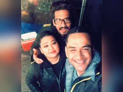 Bharti Singh, Harsh Limbachiyaa, Vikas Gupta reunite for new show