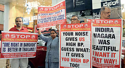 Indiranagar pubs: Meeting of residents, traders fails