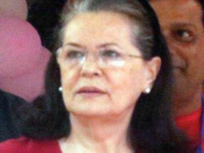 Super-spreader events allowed for partisan gains: Sonia Gandhi