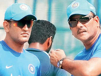 MS Dhoni may end his ODI career soon, says Ravi Shastri
