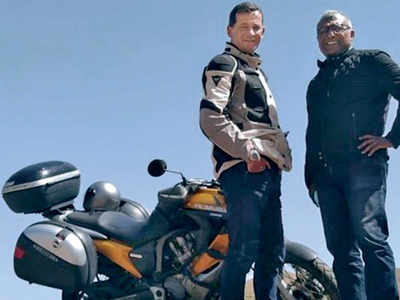 Mahesh Mathai and Martin da Costa go on a road trip