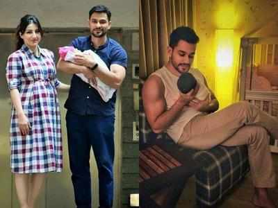 Kunal Kemmu shares first picture of his and Soha Ali Khan's daughter Inaaya Naumi on Children's Day