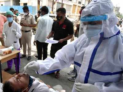 Thane reports 146 new COVID-19 cases; active cases below 1,400