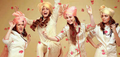 Badshah to join Sonam Kapoor and gang for a song in Veere Di Wedding