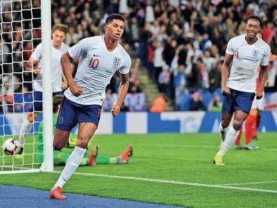 Marcus Rashford better than Cristiano Ronaldo and Harry Kane at 20: England manager Gareth Southgate