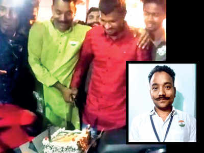 No Arms Act sections in the case of cake-cutting with sword, says court