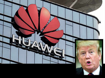 Trump puts China's Huawei on blacklist
