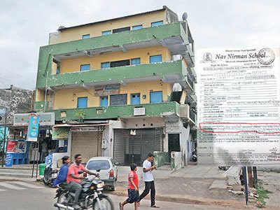 School seeks fees from Navnirman RTE students