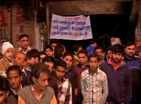 Rohtak traders demand compensation for their loss
