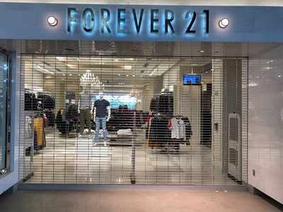 Forever 21 files for bankruptcy, to close 178 stores in United States