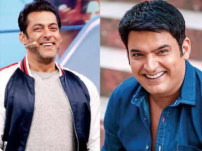 Salman Khan brings Kapil Sharma back