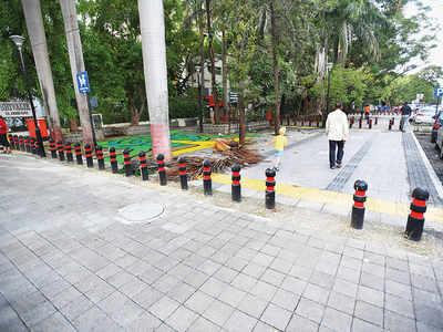 Smart City project on ITI Road leaves citizens high and dry