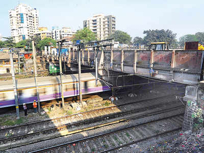 Central Railway's Hancock Bridge's rebuilding cost shoots up by Rs 25 crore