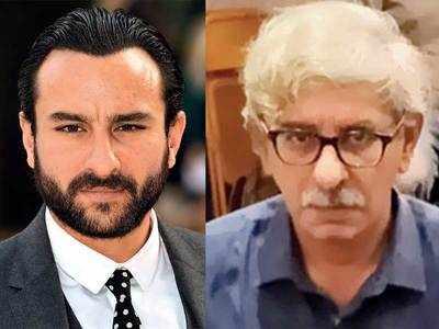 Sriram Raghavan: Saif Ali Khan and I are discussing something