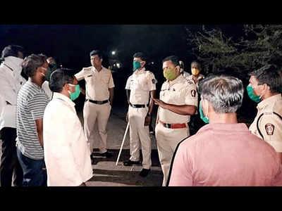 Cops comb Sinhagad fort for 5 'fugitives'