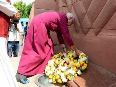 Deeply humbling, provokes feeling of profound shame: Canterbury Archbishop on Jallianwala Bagh visit