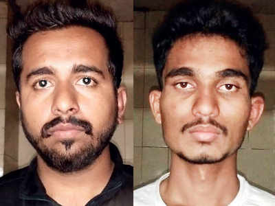 Group robbed in Bopdev ghat, two accused arrested