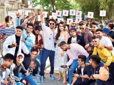 Sajid Nadiadwala and Tiger Shroff's surprise for birthday girl Shraddha Kapoor