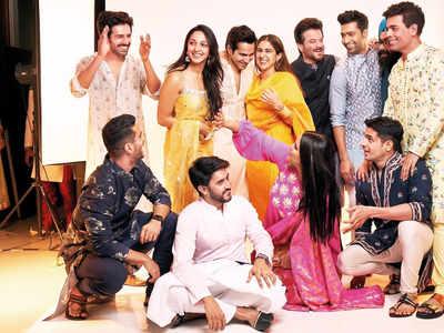 Sara Ali Khan-Kartik Aaryan, Farhan Akhtar-Shibani Dandekar, Varun Dhawan, Tara Sutaria: Diwali snapshots that speak of more than just fashion choices