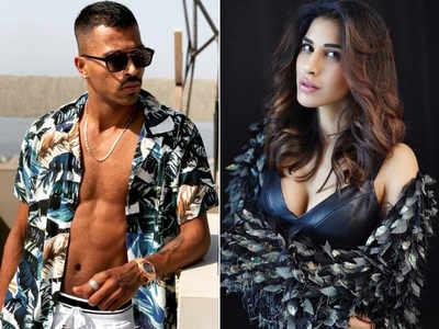 Is Hardik Pandya dating Sophie Choudhry?