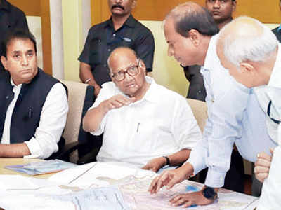 Sharad Pawar confident of running coalition government for five years