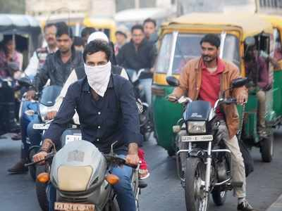Wearing helmets is now voluntary in Ahmedabad, Vadodara, Rajkot and Surat