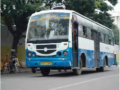 BMTC buses pick up pace