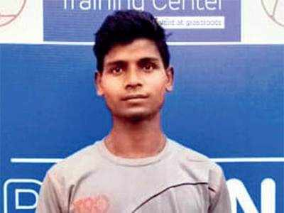 Dhanbad boy realises football dream in the city